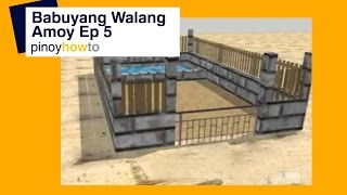 How to Raise Pigs: Baboyang walang amoy or Odorless Pigpen Episode 5