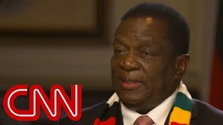 President of Zimbabwe: Government will comply with massacre report - CNN