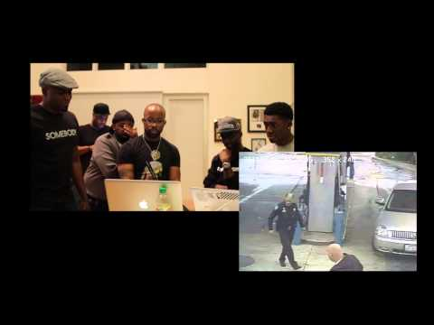 Wayne Brady, J. Que Smith, & Bryan-Michael Cox react to the Rico Rossi injustice video