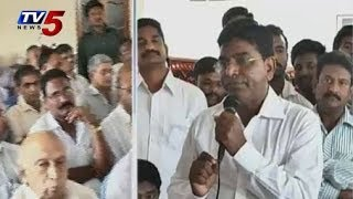 Nama Nageswara Rao Election Tour in Khammam - TV5NEWSCHANNEL