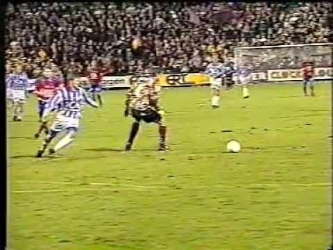Great goal by Jesper Blomqvist