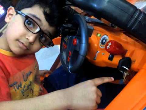 تعديل سيارات اطفال */ابو احمد الغامدي/* - عرب توداي