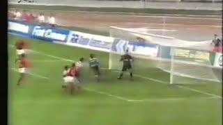 Dinamo Bucareste - 2 Sporting - 0 (ap) de 1991/1992 Uefa