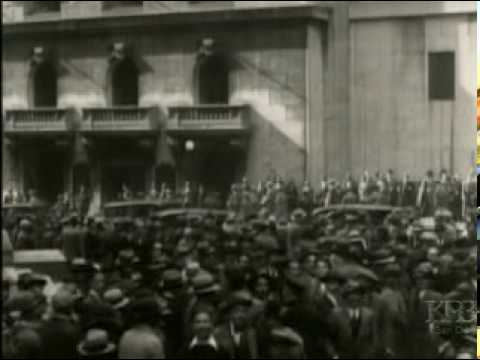 The Crash of 1929 & The Great Depression PBS 5of6