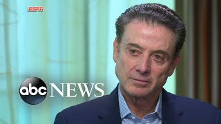 Rick Pitino speaks out on bribery scandal, Adidas lawsuit - ABCNEWS