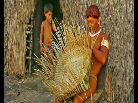 Os Indios do Xingu