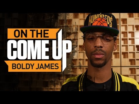 Boldy James - On The Come Up: Boldy James