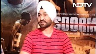 भाई को देखकर हॉकी खेलना शुरू किया : संदीप सिंह - NDTVINDIA