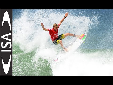 Final Day Video Highlight 2013 DAKINE ISA World Junior Surfing Championship