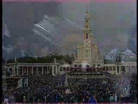 Trasladação da Irmã Lúcia para o Santuário de Fátima
