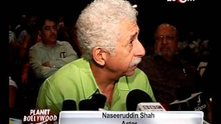 Naseeruddin Shah's new book launch! | Bollywood News
