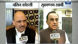 BJP accuses AAP of anarchy - ABPNEWSTV
