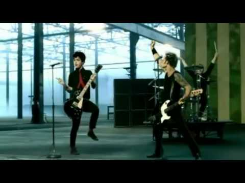 greenday american idiot-official music video HD