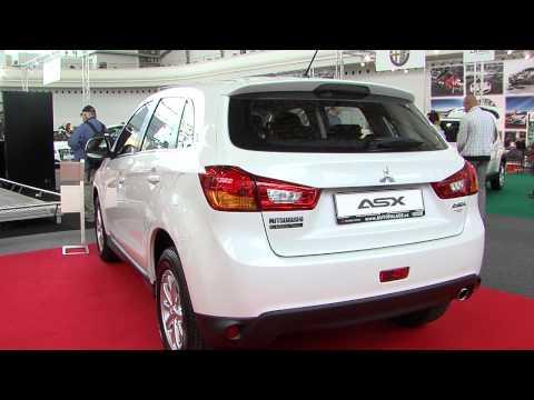 Autoperiskop.cz  – Výjimečný pohled na auta - Mitsubishi na Autoshow Praha 2014