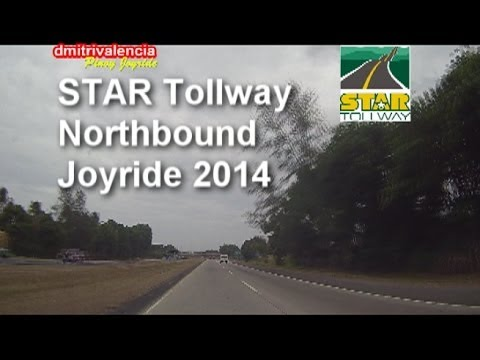 Pinoy Joyride - STAR Tollway Northbound Joyride 2014
