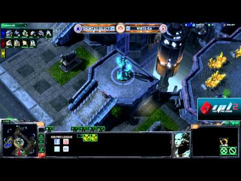 White-Ra vs seleCT - IPL S2 - Winners Round 3 - Game 1 of 3