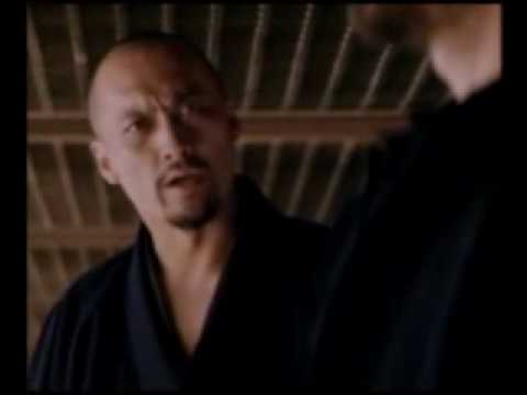 Scene from the Last Samurai - Conversation