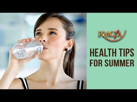 Health Tips For Summer | Dr. Rashmi Bhatia (Dietitian)