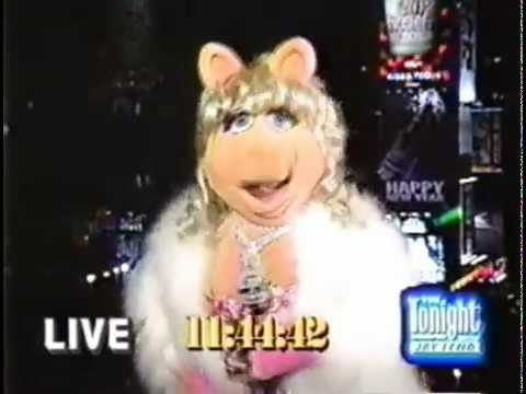 Miss Piggy 1996 1997 New Year
