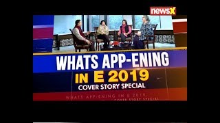 Lok Sabha Elections 2019: Role Of Social Media In Indian Politics | Cover Story - NEWSXLIVE