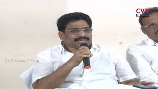 MLC Buddha Venkanna Controversial Comments on YS Jagan over TITLI Cyclone Issue | CVR News - CVRNEWSOFFICIAL