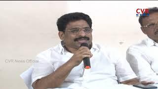 MLC Buddha Venkanna Controversial Comments on YS Jagan over TITLI Cyclone Issue | CVR News - CVRNEWSOFFICIAL