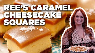 Ree's Salted Caramel Cheesecake Squares | Food Network - FOODNETWORKTV