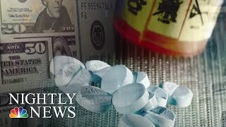 Report shows ties between opioid makers and patient groups | NBC Nightly News - NBCNEWS