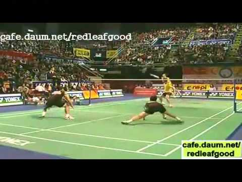 Dude ! this is badminton