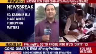 MJ Akbar: J&K CM needs to respect his position - NEWSXLIVE