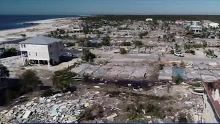 In Hurricane Michael's Aftermath, Residents Concerned Over Safety And Looting | NBC Nightly News - NBCNEWS