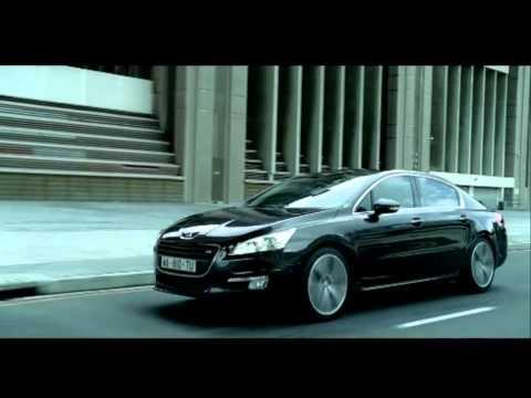 Anuncio Coche Nuevo Peugeot 508 Quality Time Febrero 2011