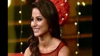 In Graphics: 'Pooh' is back in Hina Khan's lifev, lost while task in bigg boss 11 - ABPNEWSTV