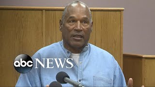 OJ Simpson granted parole after serving almost 9 years in prison: Part 1 - ABCNEWS