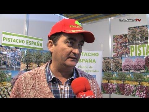 Entrevista a Mariano Romero, Gerente de Pistacho España - Expovicaman 2014