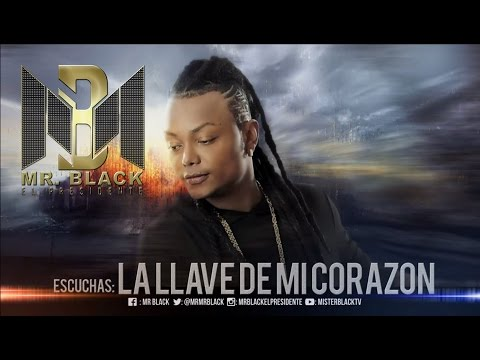 Mr Black - La Llave De Mi Corazon [Rey De Rocha Vol 57] [Original]