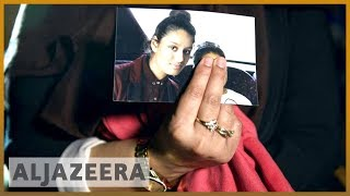 🇬🇧 UK sends message by stripping 'ISIL bride' of citizenship | Al Jazeera English - ALJAZEERAENGLISH