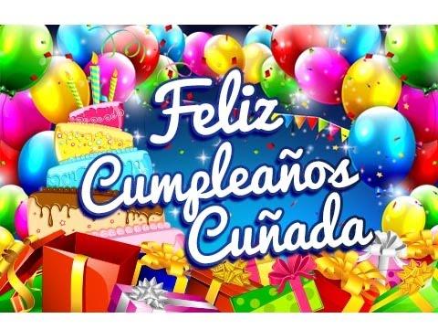 Feliz Cumpleaños Cuñada – Postales para un Cumpleaños Gratis | Etiquetate.net