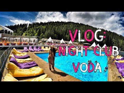 VLOG №3: Буковель  Voda Club RELAX [Концерт группы Антитела]