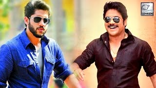 Nagarjuna Turns Editor For Naga Chaitanya - LEHRENTELUGU