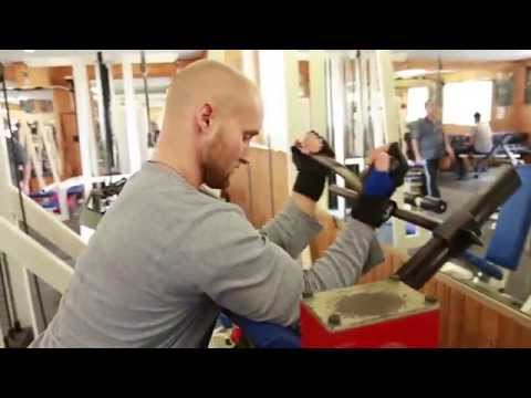 Pumping Ercan Demir und Karl Ess Bizepstraining Teil 1