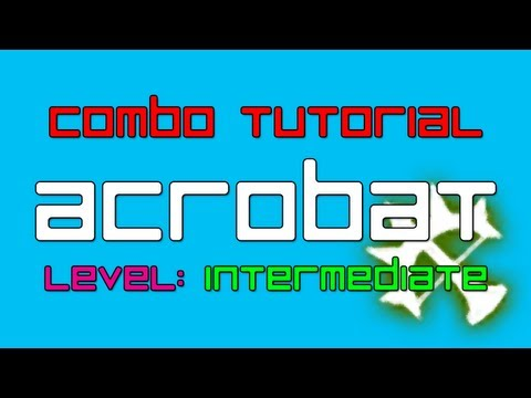 Dragon Nest - Acrobat Tutorial: Intermediate Combos