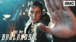 'Sunny vs Pilgrim' Talked About Scene Ep. 309 | Into the Badlands - AMC