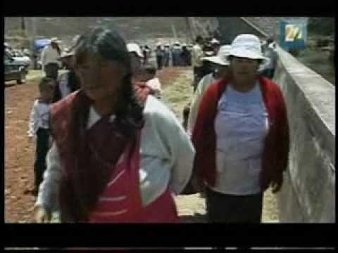 Mujeres de Agua Digna Mazahuas