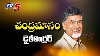 AP CM Chandrababu Regime | One Month Report | Daily Mirror : TV5 News - TV5NEWSCHANNEL