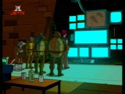 TMNT PL Wojownicze żółwie ninja 2003 - Atak gryzonitów 01E03
