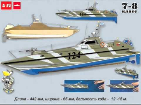 Резиномоторные модели кораблей своими руками
