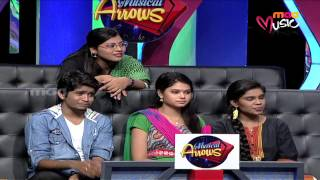 Super Singer 8 Episode 23 - Pranavi and Arjun Performance - MAAMUSIC