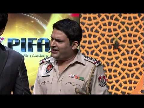 Kapil Sharma Performance - PIFAA - Punjabi Film Awards - Punjabi International Film Academy Awards