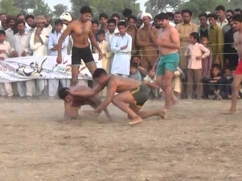 Haji bashir ahmad sangla memorial kabaddi mella 1st match 234 9r vs 186mr